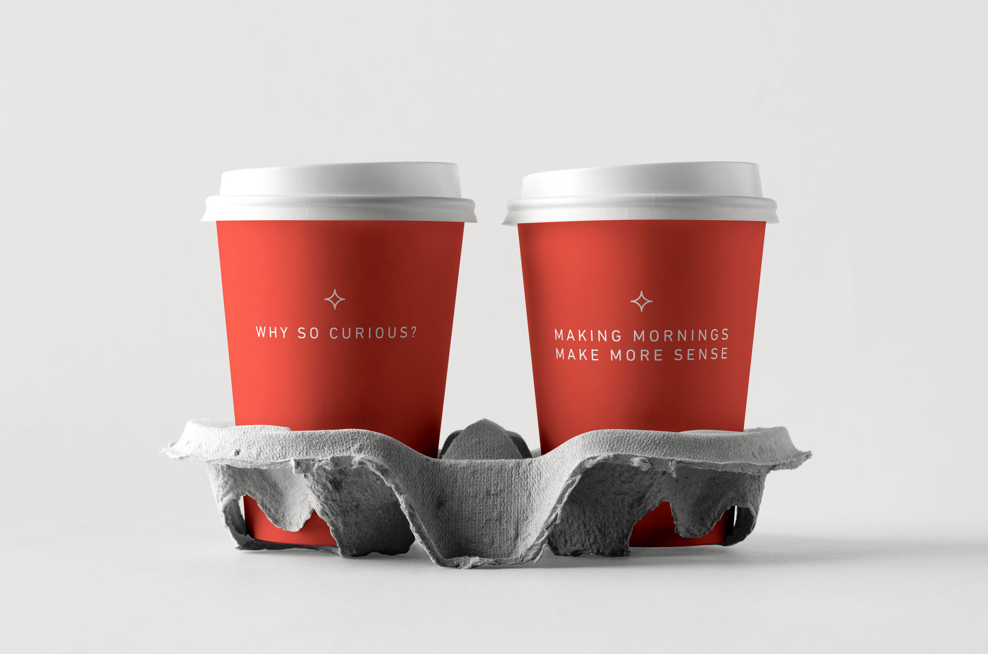 Back of Coffee Cups