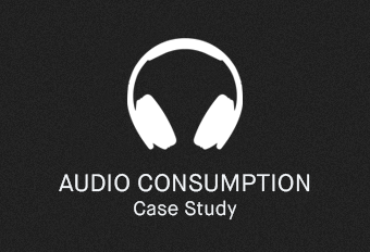 Audio Consumption Case Study